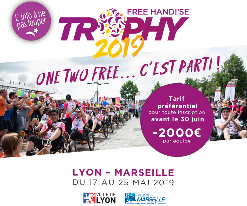 One, Two, FREE… C'est parti !